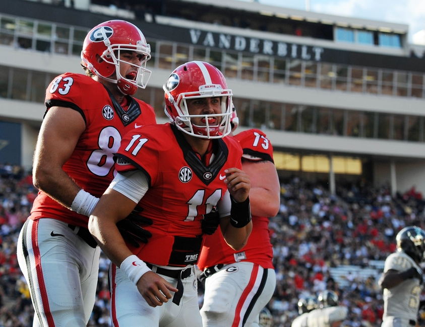 Georgia Bulldogs: 5 Offensive Players to Watch Vs. Southern