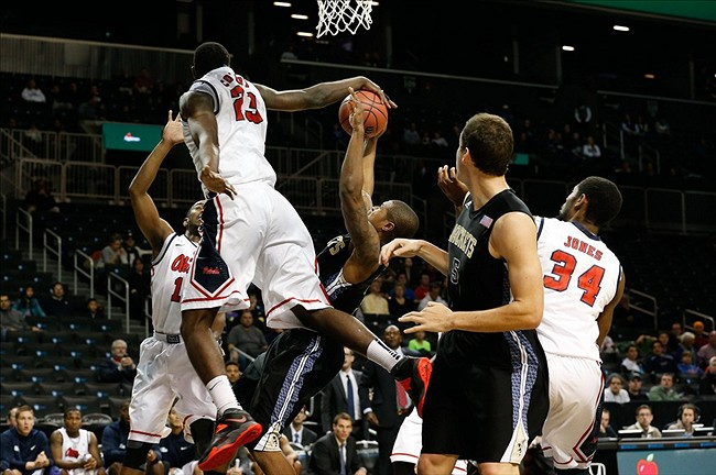 Cold shooting hurts Jackets in 77-67 loss to Ole Miss
