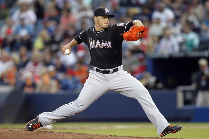 Jose Fernandez outduels Alex Wood as Atlanta Braves fall ...