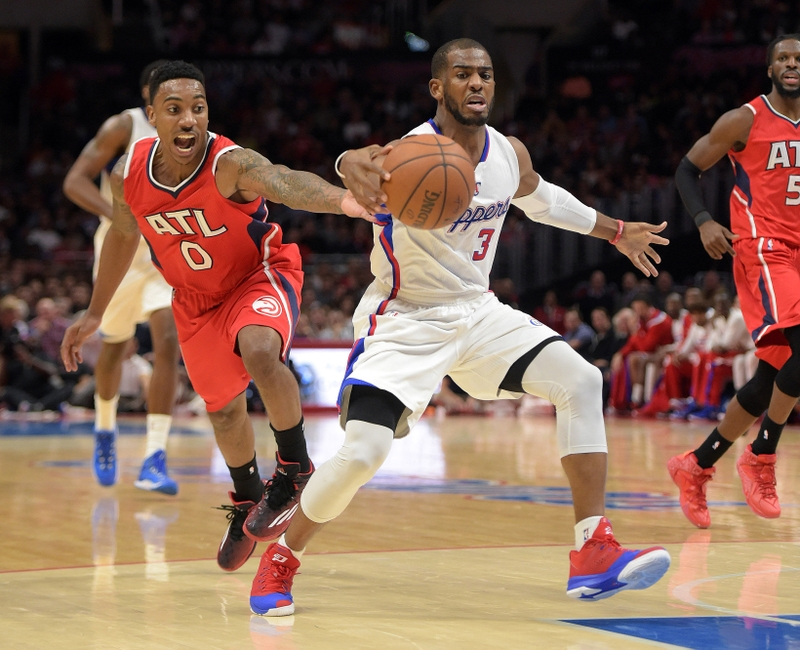 Chris Paul Hawks Atlanta Hawks: ...