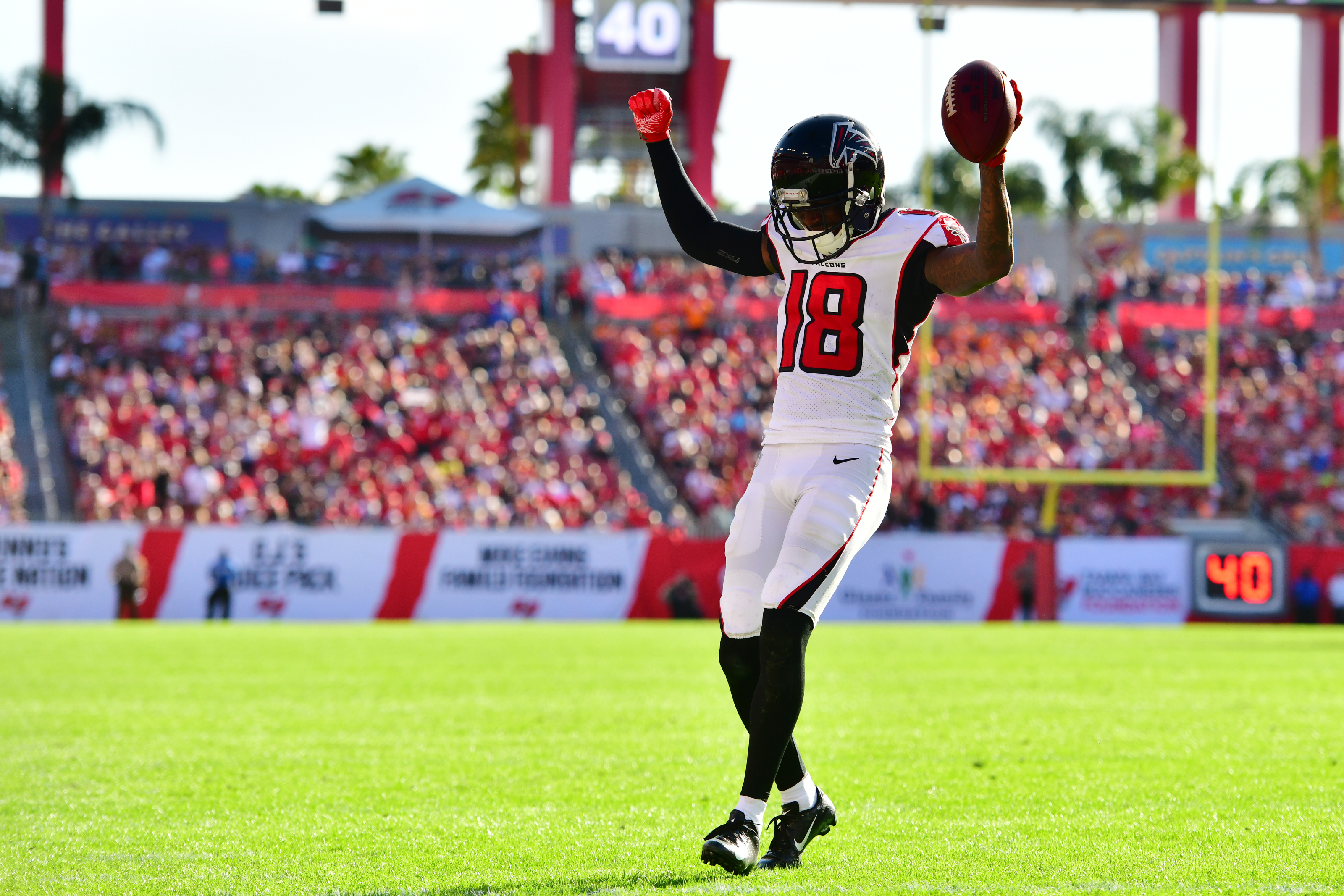 Atlanta Falcons Position Battles Wide Receiver Projections Page 3