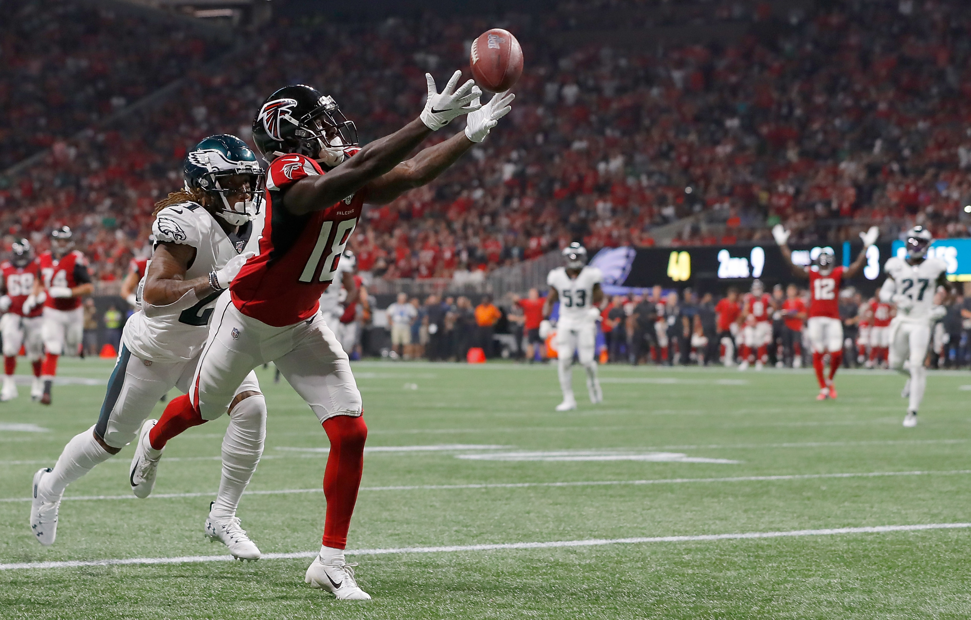 Atlanta Falcons Wide Receiver Calvin Ridley Is The Real Deal
