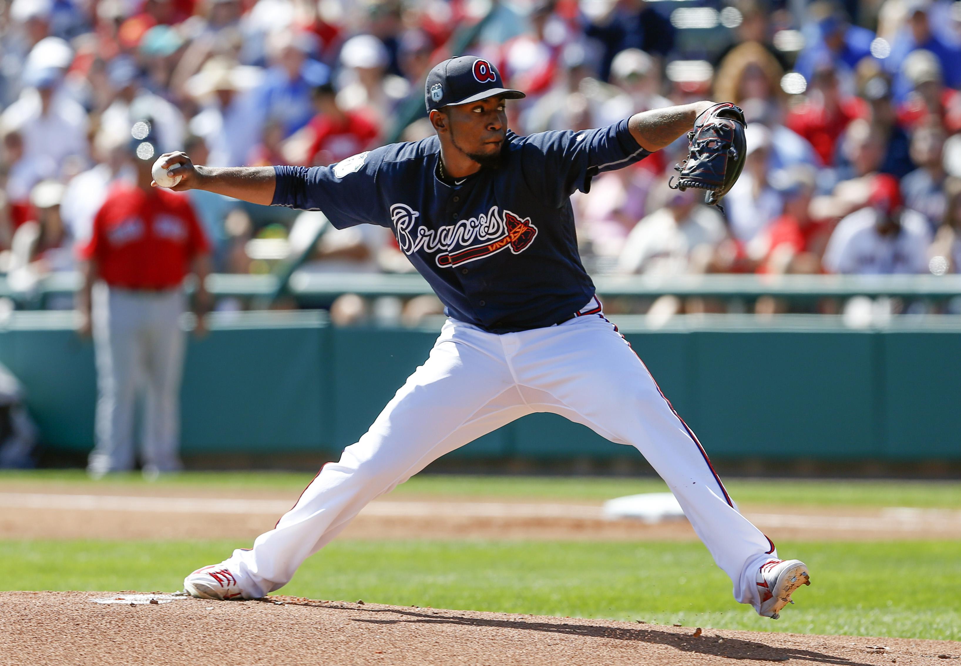 Atlanta Braves: Tough Stretch of Games AheadAtlanta Braves
